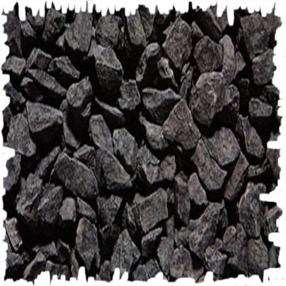 Gravier concassé de marbre noir Absolu