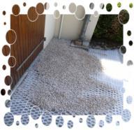 Les sables, graviers, galets décoratifs pour le jardin et la ...